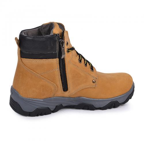 Ботинок Кет желтый крейзи