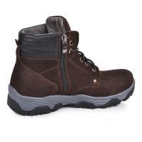 Ботинок Кет коричневый мат