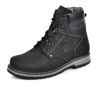 Ботинок 2 Кет черный мат