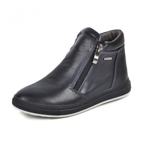 Ботинок РК 2 синяя кожа комфорт