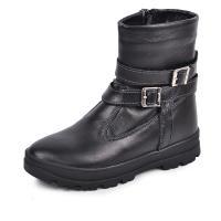 Ботинок 2 П2 черная кожа