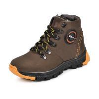 Ботинок Джерси коричневый мат