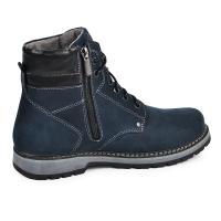 Ботинок Кет 2 синий мат