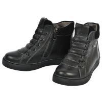 Ботинок Поло 2 черная кожа
