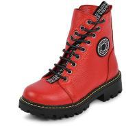 Ботинок Кенди красный флотар