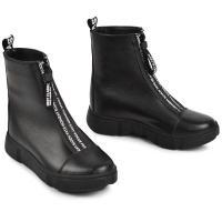 Ботинок 1903 черная кожа