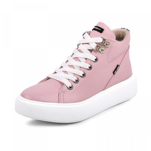 Ботинок Адель розовый флотар д