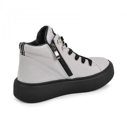 Ботинок Адель серый флотар д
