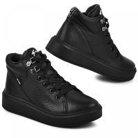 Ботинок Адель черный флотар д