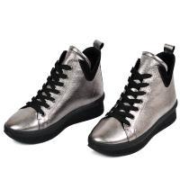 Ботинок 330 никель кожа