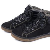 Ботинки Прайм черный нубук
