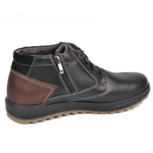 Ботинки Томи 2 черная кожа
