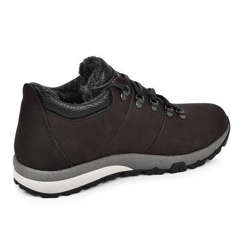 Ботинки Докер коричневый нубук