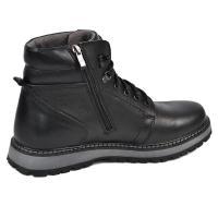Ботинки Кет 3 черная кожа