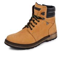 Ботинки Кет 3 желтый крейзи