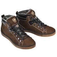 Ботинки Прайм коричневый нубук