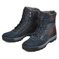 Ботинки Скипер синий мат