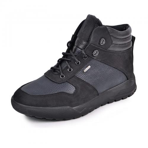 Ботинки Хост синяя кожа