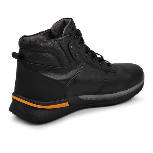 Ботинки Джерси-1 черный мат