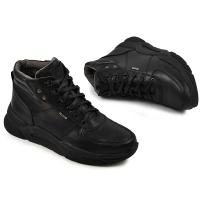 Ботинки Джу 2 черная кожа