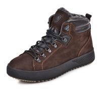 Ботинки Прайм коричневый мат