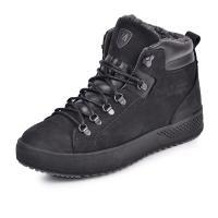 Ботинки Прайм черный мат