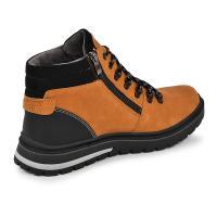 Ботинки Шарк желтый тин