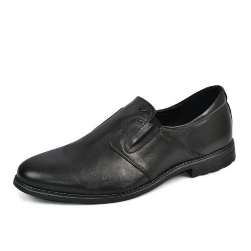 Туфель 025 черная кожа
