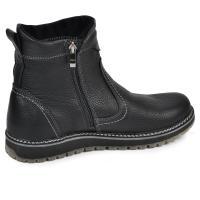 Ботинок С-1 черная кожа флотар
