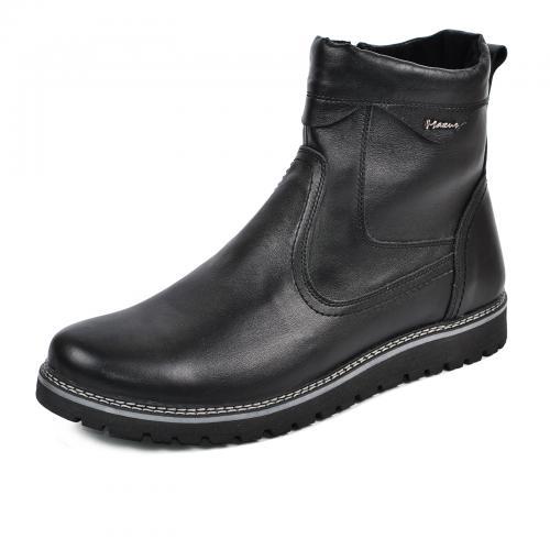 Ботинок С-1 черная кожа